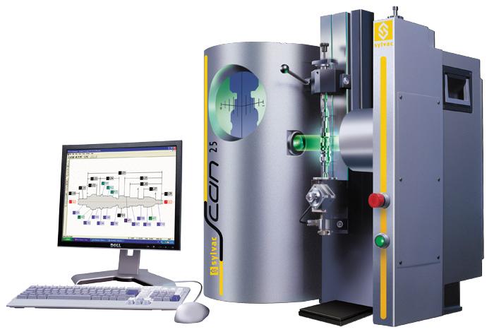 SYLVAC-SCAN25/50光学轴类测量仪