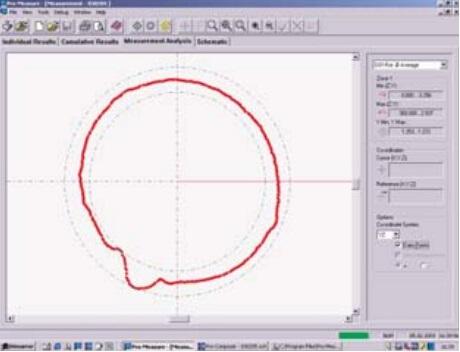 Dantsin-Sylvac Scan光学轴类测量仪