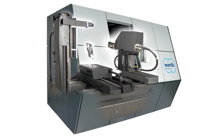 X射线电脑断层扫描坐标测量机