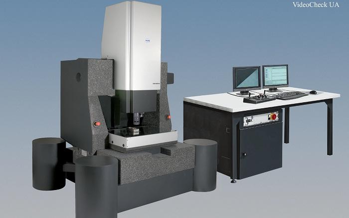 VideoCheck UAzui高精度复合式光学三坐标