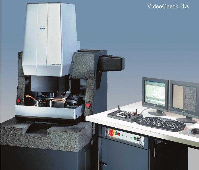 Dantsin Werth VideoCheck HA超高精度复合式光学三坐标
