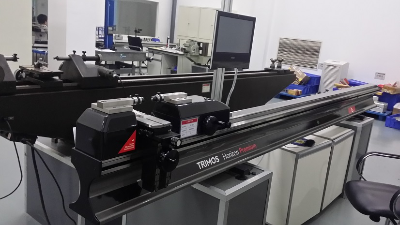 保证中国高铁安全运行的高精密检测设备-Trimos测长机