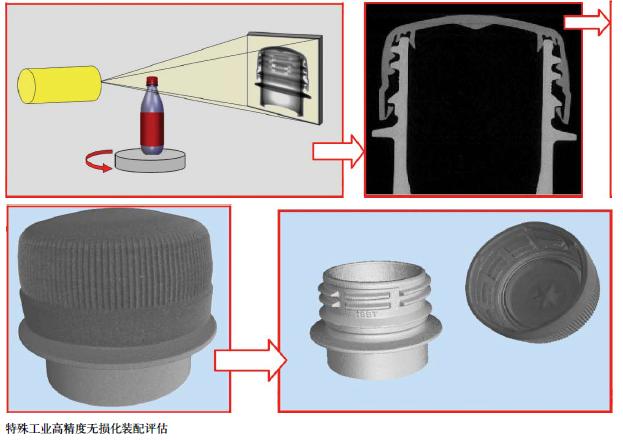 工业CT断层扫描测量机检测服务