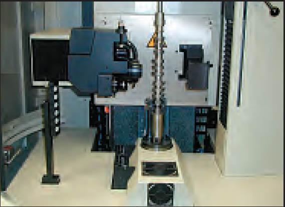 Werth ShaftScope 光学轴类测量机