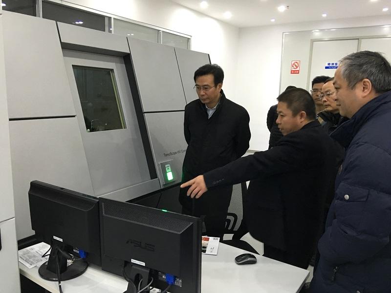工业CT检测系统,X射线断层扫描坐标测量机