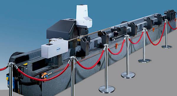 VideoCheckIP6400多传感器三坐标测量机