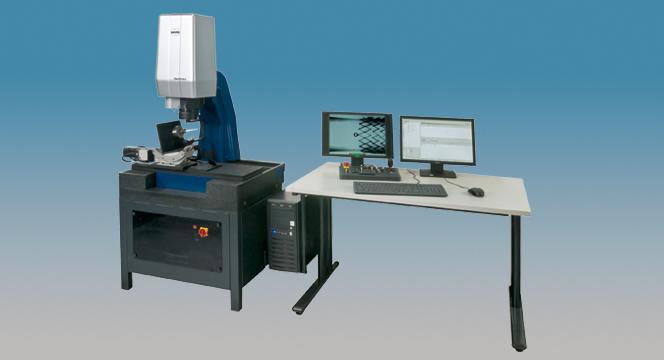 StentCheck用于支架测量的复合式三坐标测量机