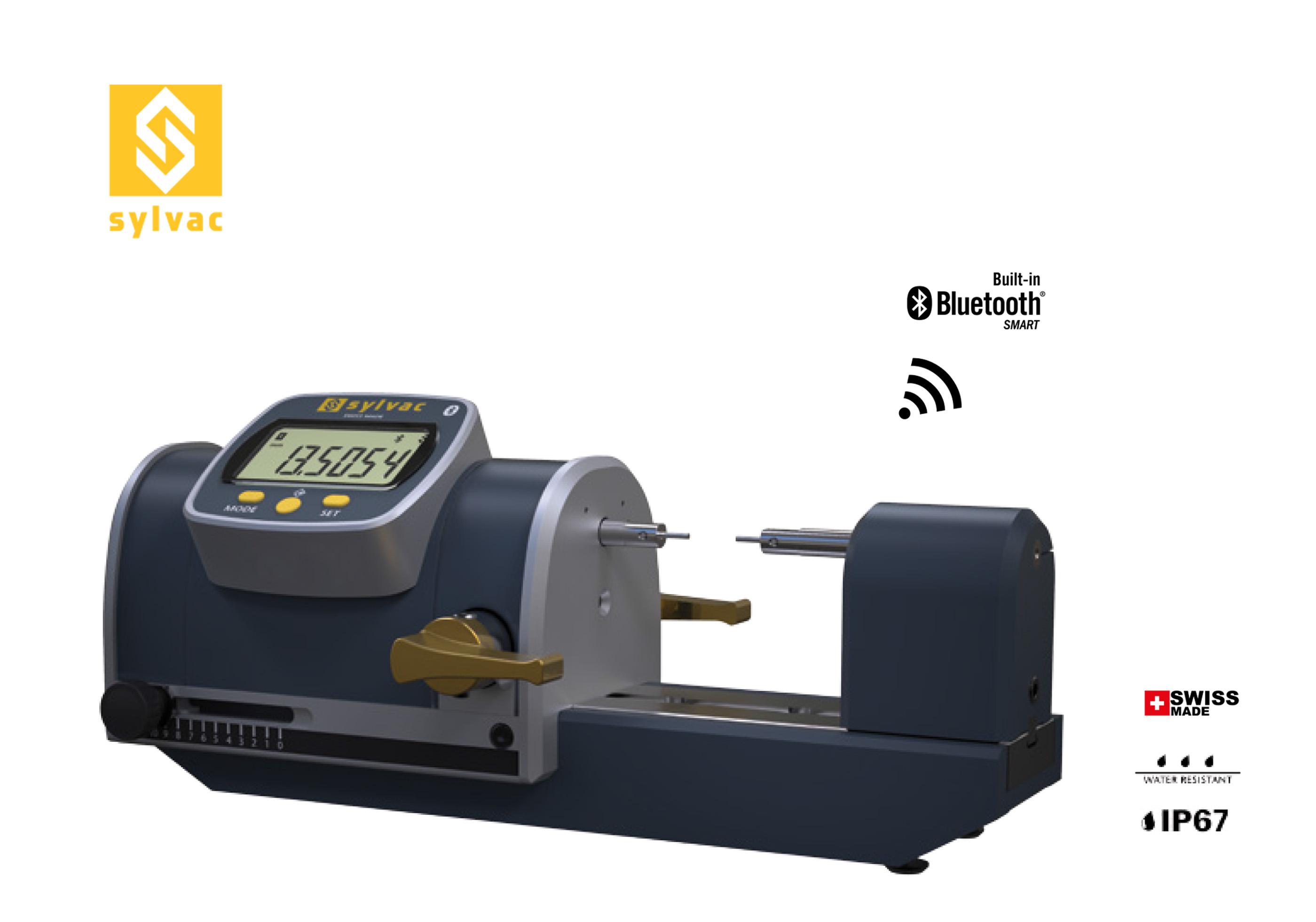 DANTSIN-SYLVAC PSV2测量台